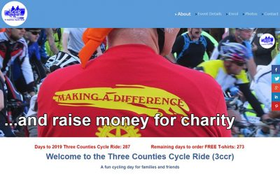 Three Counties Cycle Ride (3ccr)
