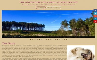 The Adventures of a Most Affable Hound