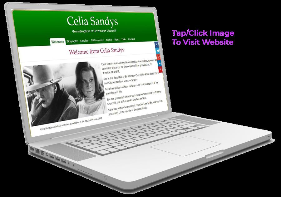 Link to Celia Sandys Website