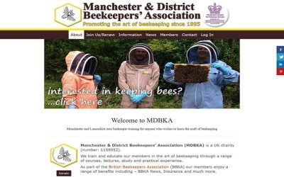 Manchester & District Beekeepers' Association