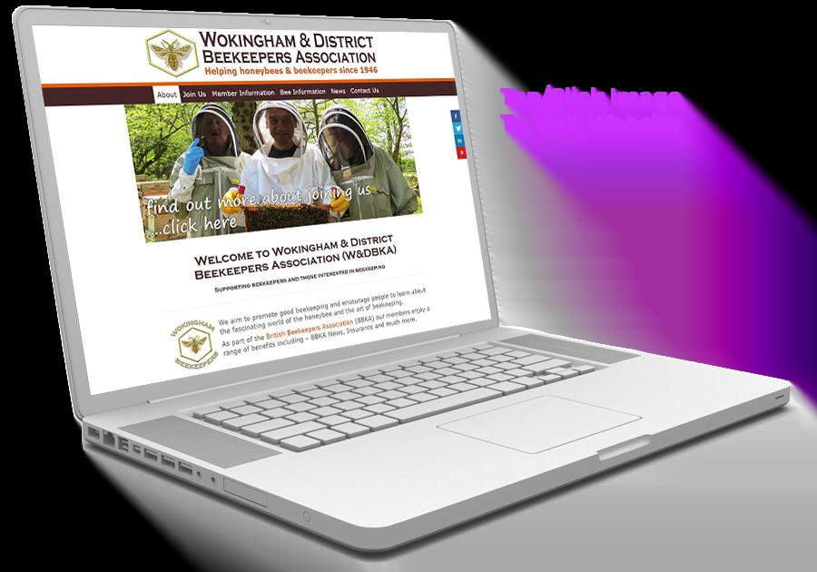Link to Wokingham & District Beekeepers Association Website