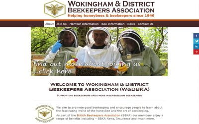 Wokingham & District Beekeepers Association